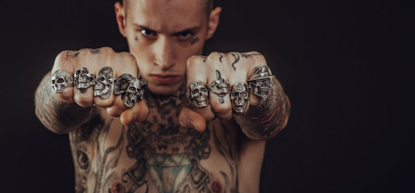 Marked for Life: Tattoos and Gangs