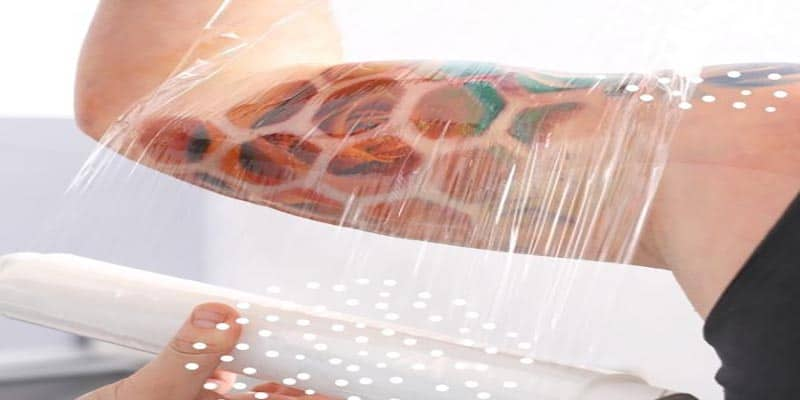 Tattoo Care – The first 48 hours
