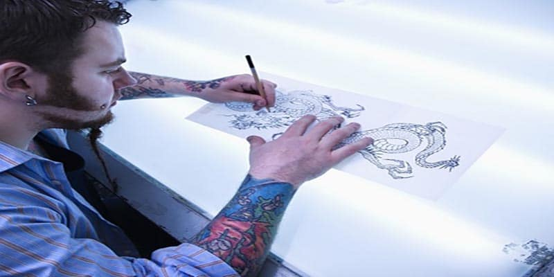 How to Design a Tattoo on a Computer